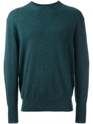 Джемпер  Oxford N.Peal. Цвет: зелёный