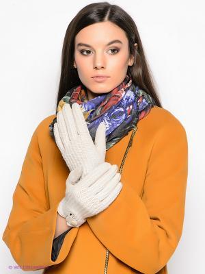 Перчатки Modo. Цвет: светло-серый
