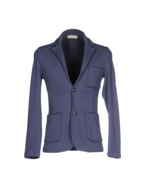 Пиджак ATHLETIC VINTAGE. Цвет: грифельно-синий