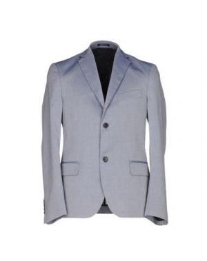 Пиджак HARRY & SONS. Цвет: грифельно-синий