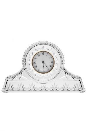 Часы, 37 см CRYSTAL BOHEMIA. Цвет: прозрачный
