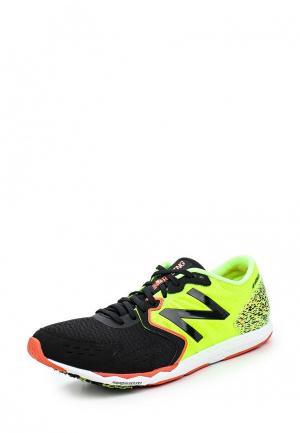 Кроссовки New Balance. Цвет: желтый