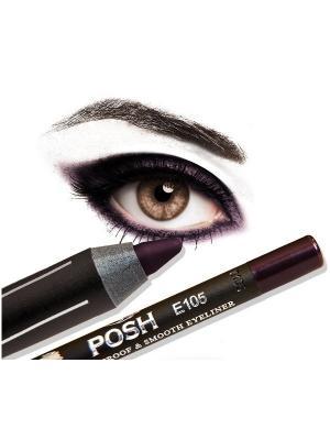 Косметический карандаш POSH.. Цвет: фиолетовый
