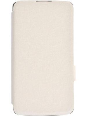 Чехол-книжка для LG K5 Prime. Цвет: белый
