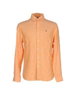 Pубашка POLO JEANS COMPANY. Цвет: абрикосовый