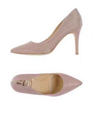 Туфли L'ARIANNA. Цвет: розовый