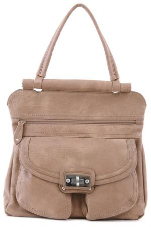 Bag Vera bags. Цвет: beige