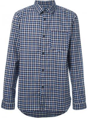 Рубашка Saturday A.P.C.. Цвет: синий