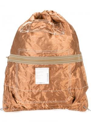 Спортивный рюкзак Carabiner Satisfy. Цвет: металлический