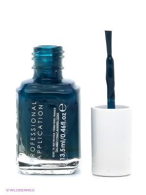 Лак для ногтей 782 РАСШИРЯЙ ГРАНИЦЫ GO OVERBOARD Essie Professional. Цвет: синий
