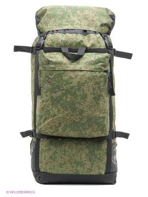 Боровик рюкзак Huntsman. Цвет: серый, черный, зеленый