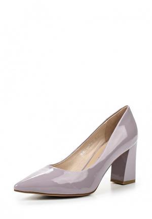 Туфли Evita. Цвет: фиолетовый
