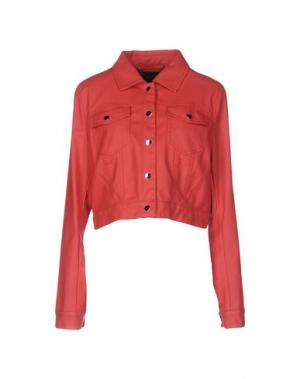 Куртка KORALLINE. Цвет: коралловый