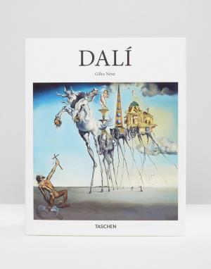 Books Книга по основам искусства Dali. Цвет: мульти