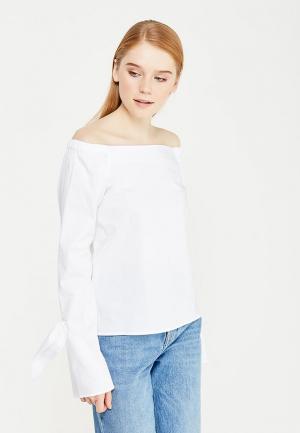 Блуза Cocos. Цвет: белый