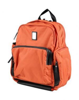Рюкзаки и сумки на пояс DIESEL. Цвет: ржаво-коричневый