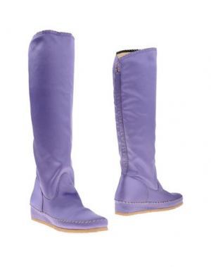 Сапоги SUZIEMAS. Цвет: фиолетовый