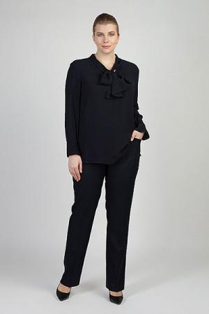 Блузка женская  La-711043 DBLUE Steinberg. Цвет: темно-синий