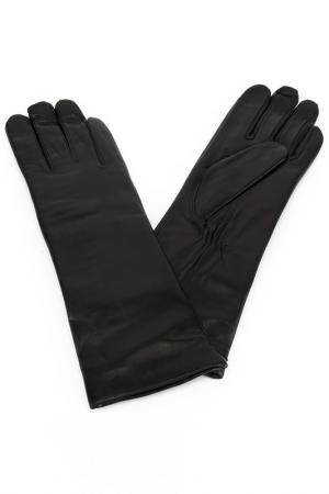 Перчатки Eleganzza. Цвет: черный, кролик