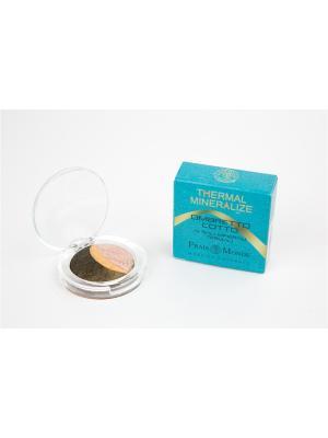 Минеральные запеченные тени Frais Monde на основе сернистой термальной воды Repole №10. Цвет: бежевый, золотистый, светло-коричневый