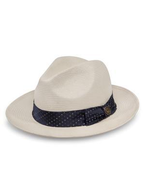 Шляпа Goorin Brothers. Цвет: белый
