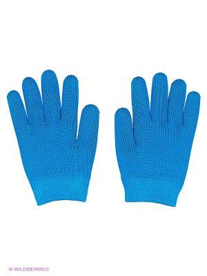 Перчатки гелевые Luomma. Цвет: синий