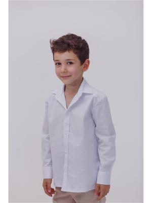 Рубашка ETE CHILDREN. Цвет: белый