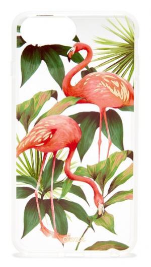 Чехол Flamingo Garden для iPhone 6 / 6s 7 Plus Sonix