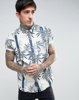 Rollas Рубашка Rhe Sanh. Цвет: белый