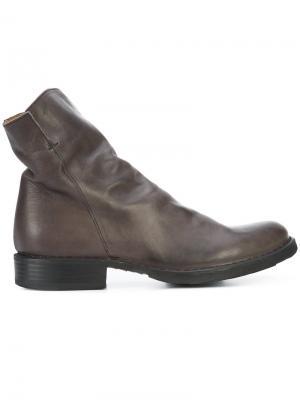 Eternity Elf boots Fiorentini +  Baker. Цвет: коричневый