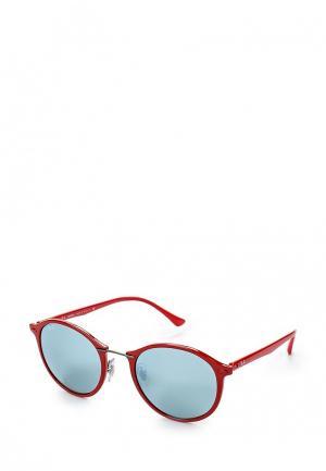 Очки солнцезащитные Ray-Ban®. Цвет: красный