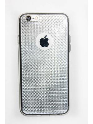 Чехол для Iphone 6/ 6S Punta. Цвет: белый, прозрачный