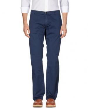 Повседневные брюки RICHARD JAMES BROWN. Цвет: темно-синий