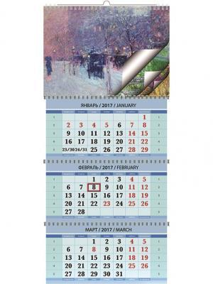 Календарь: КВ: Импрессионисты 978-5-91906-631-6 ст.20 КОНТЭНТ. Цвет: белый