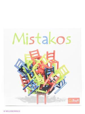 Игра Mistakos Trefl. Цвет: белый, салатовый, красный