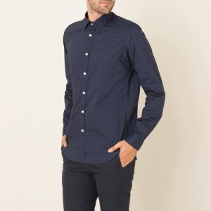Рубашка SAMMY HARTFORD. Цвет: темно-синий