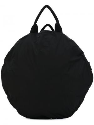 Рюкзак круглой Moselle Côte&Ciel. Цвет: чёрный