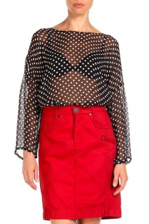 Блузка E|SENZ. Цвет: мультицвет