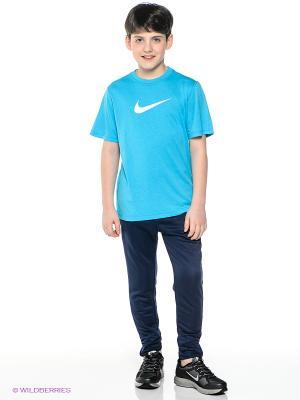 Брюки ACADEMY B TECH PANT Nike. Цвет: темно-синий