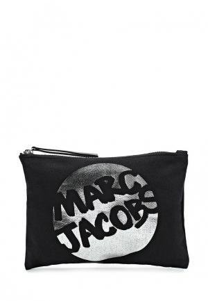 Косметичка Marc Jacobs. Цвет: черный