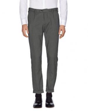 Повседневные брюки GUYA G.. Цвет: черный