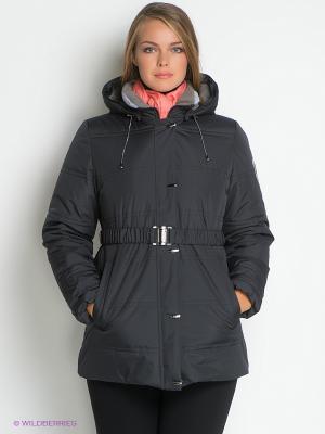 Куртка IRINA Maritta. Цвет: черный