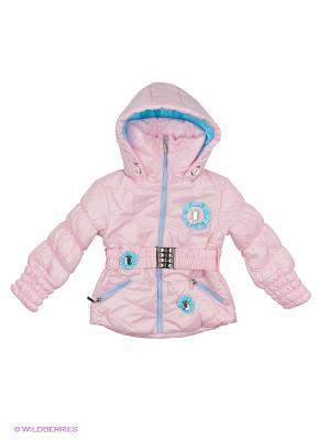 Куртка демисезонная babyAngel. Цвет: розовый