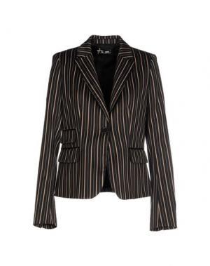 Пиджак SINÉQUANONE. Цвет: черный