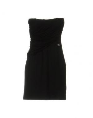 Короткое платье MET MIAMI COCKTAIL. Цвет: черный