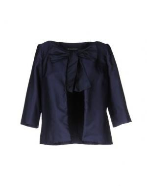 Пиджак LA CAMICIA BIANCA. Цвет: темно-синий