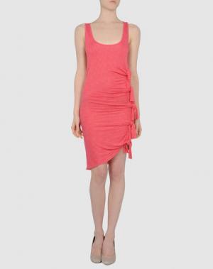 Короткое платье GRYPHON. Цвет: фуксия