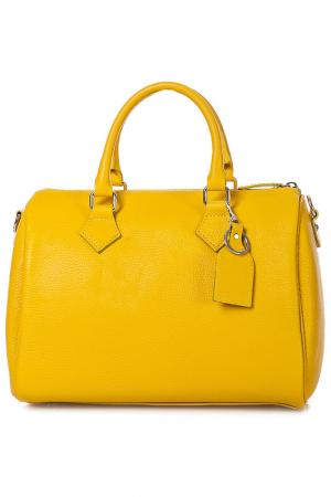 Bag MATILDA ITALY. Цвет: yellow