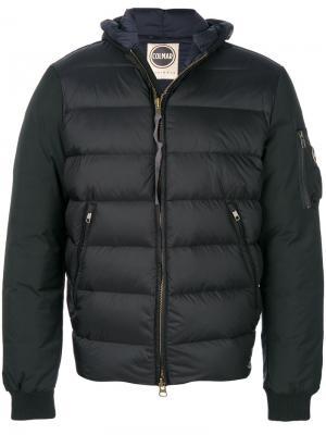 Куртка-пуховик с капюшоном Colmar. Цвет: чёрный
