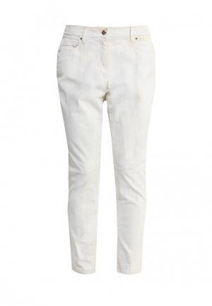 Джинсы Versace Jeans. Цвет: бежевый